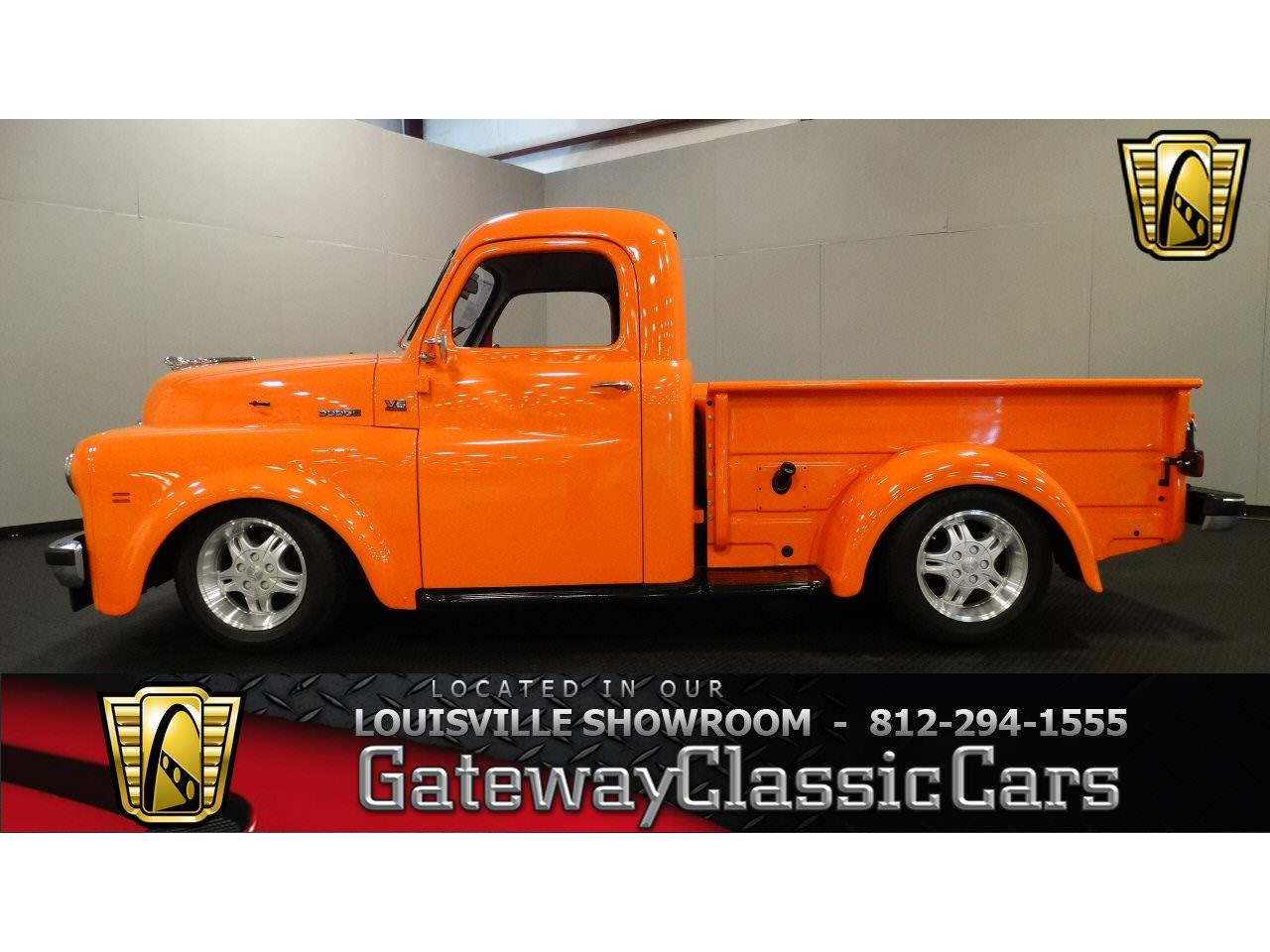1950 Dodge Pickup For Sale Classiccars Com Cc 786032
