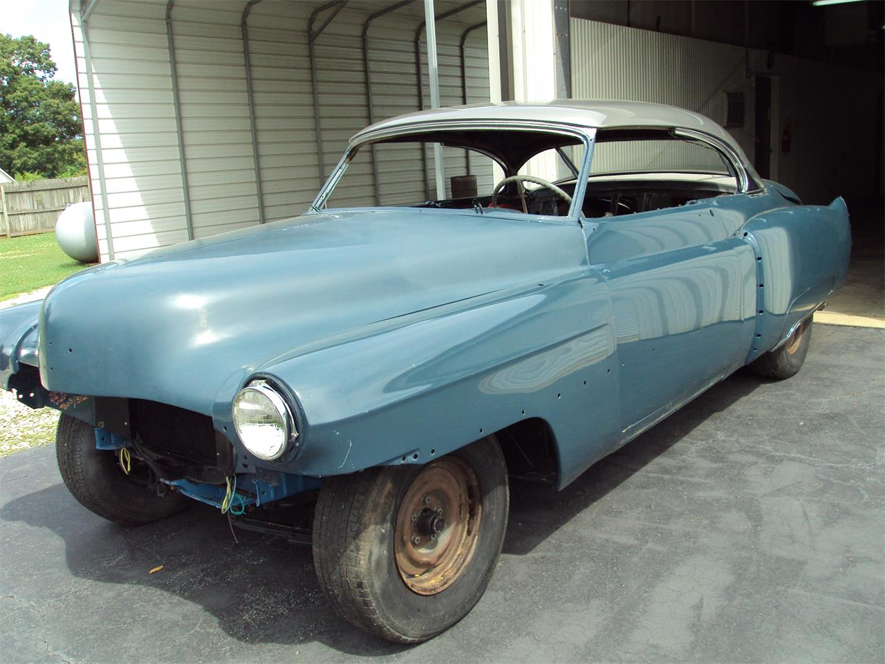 1951 Cadillac Coupe Deville For Sale Cc 786616 Large Picture Of 51 Guyg