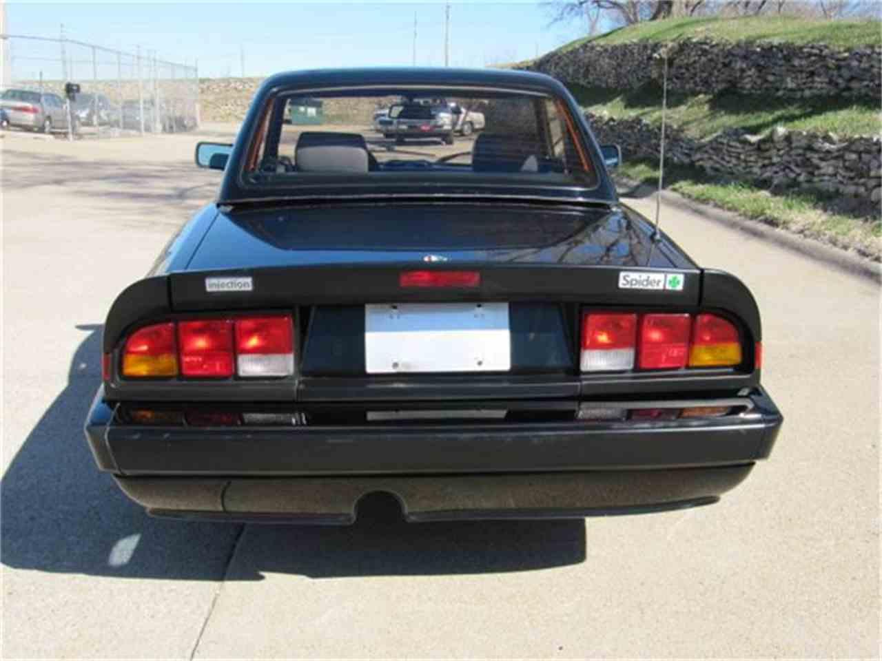 Large Picture of '88 Quadrifoglio - GVD7