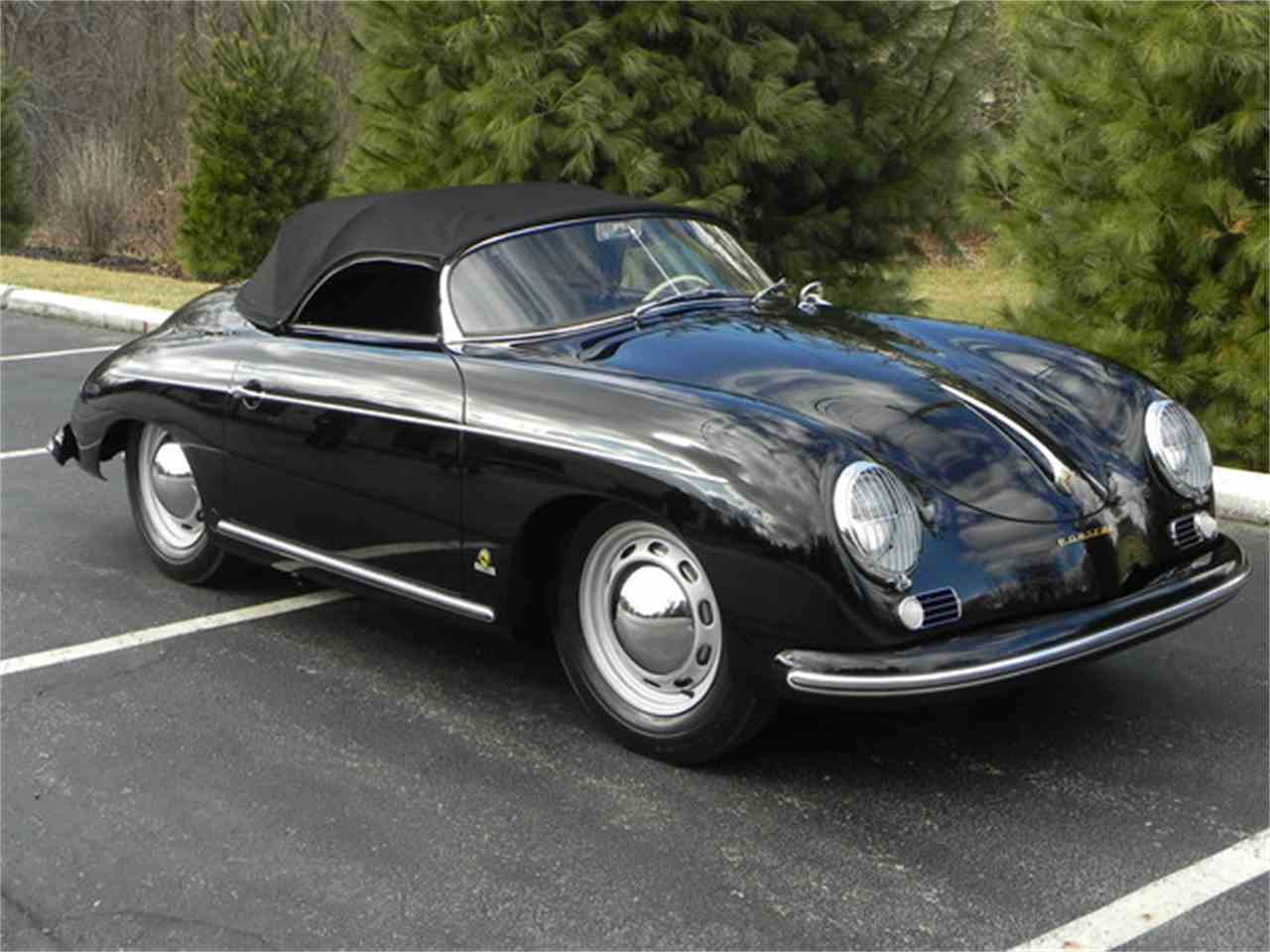 1955 Porsche Speedster for Sale | ClicCars.com | CC-787153