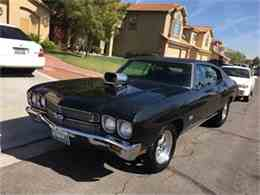 Picture of '70 Chevelle SS - GVE0
