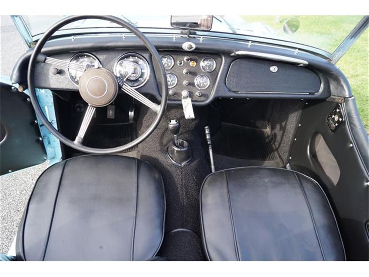 Large Picture of '61 TR3A - GVF0