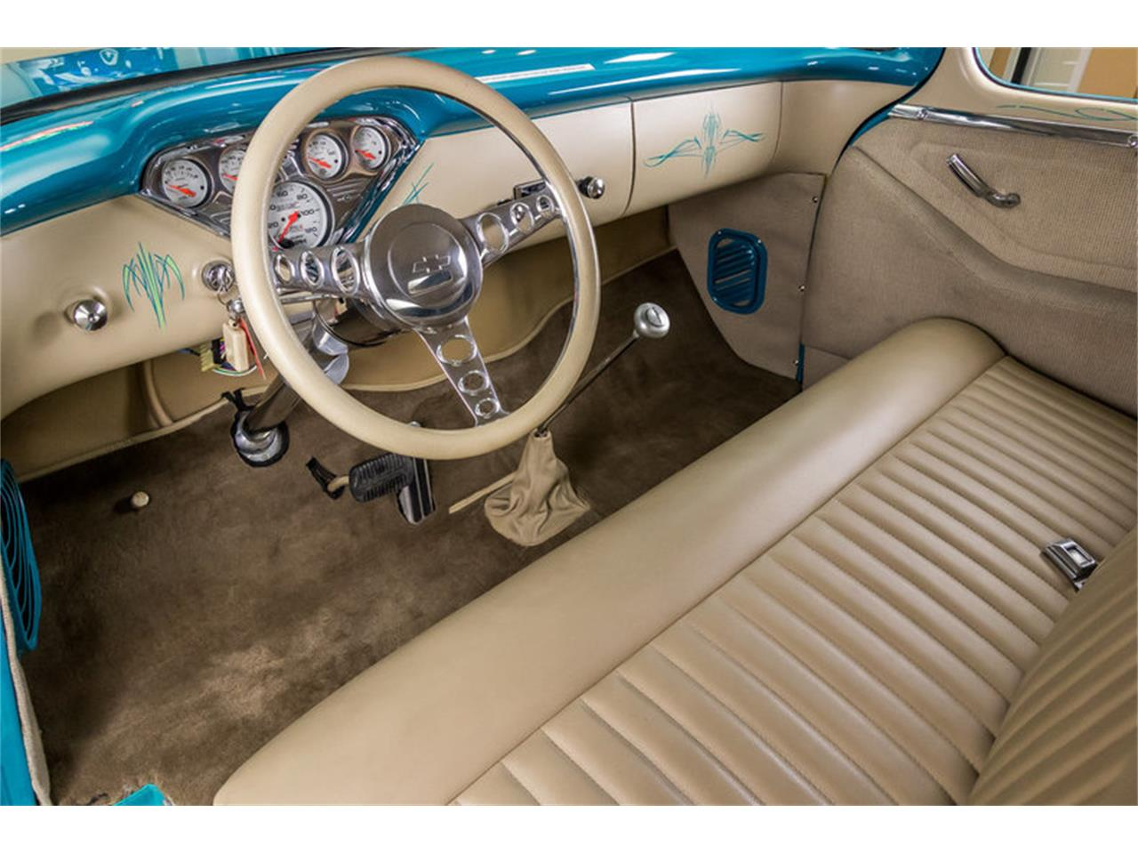 Large Picture of '55 Chevrolet 3100 located in Michigan - $59,900.00 - GVI6