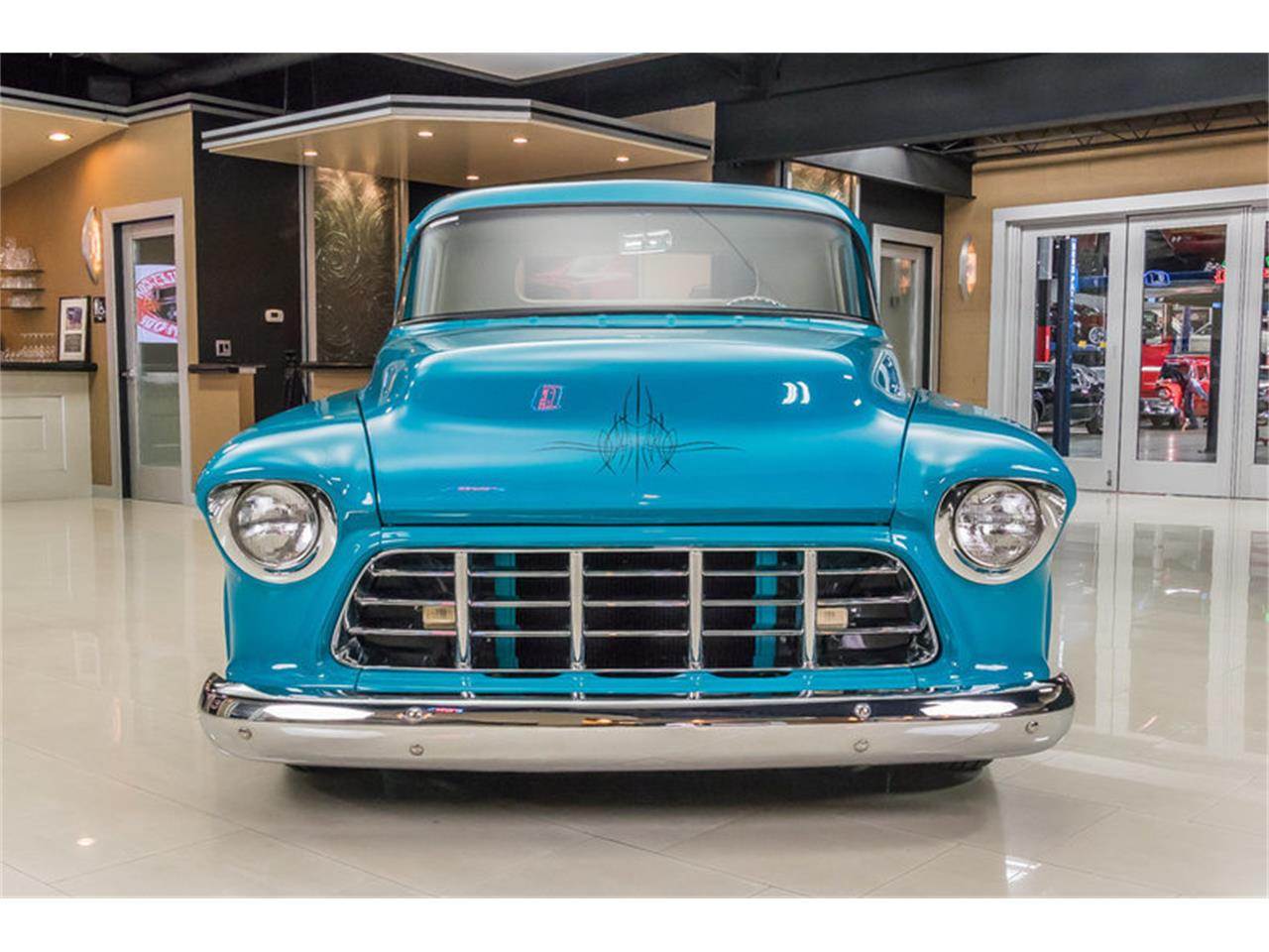 Large Picture of Classic 1955 Chevrolet 3100 located in Plymouth Michigan - GVI6