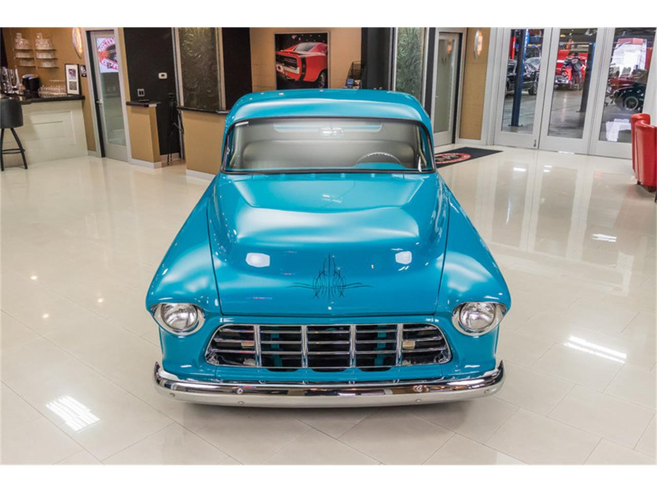 Large Picture of Classic 1955 3100 located in Michigan - $59,900.00 Offered by Vanguard Motor Sales - GVI6