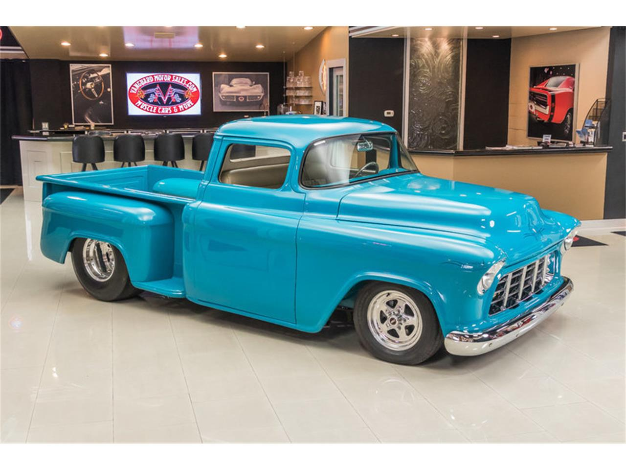 Large Picture of Classic '55 Chevrolet 3100 located in Michigan - $59,900.00 - GVI6