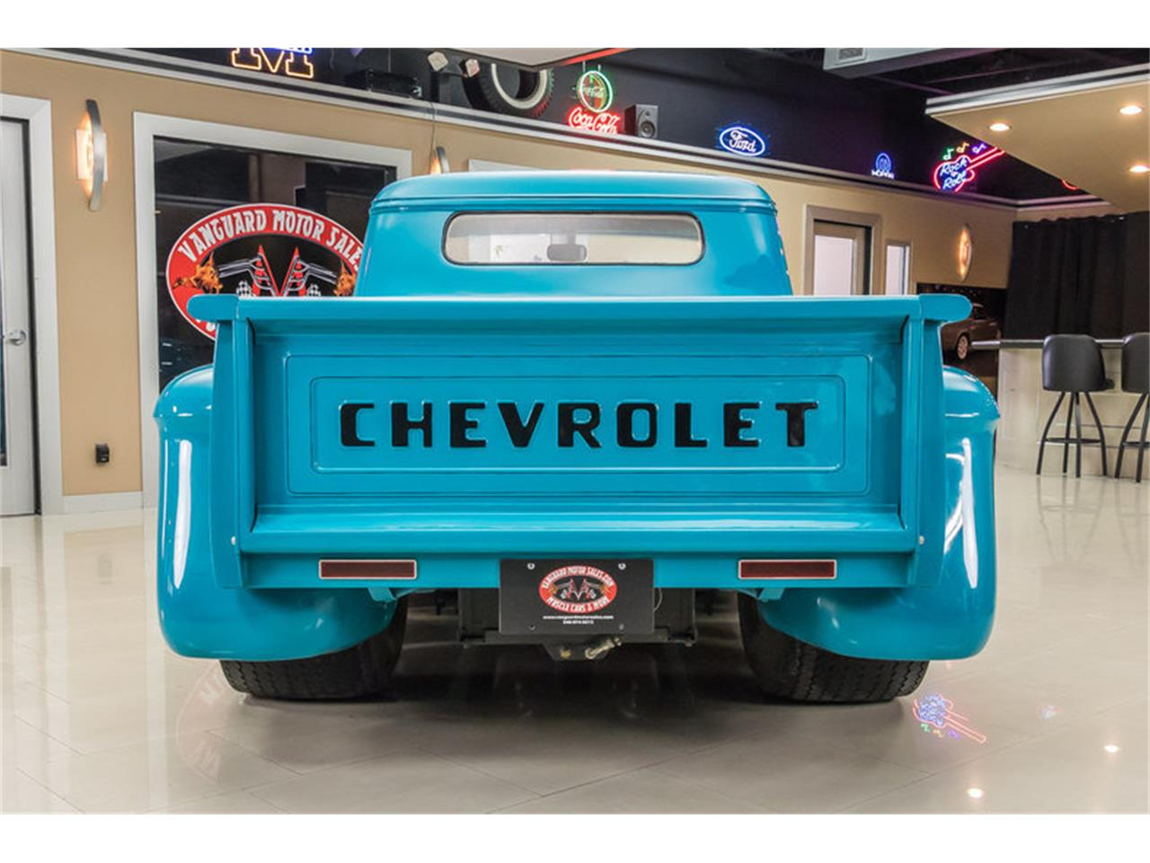 Large Picture of Classic 1955 Chevrolet 3100 - GVI6