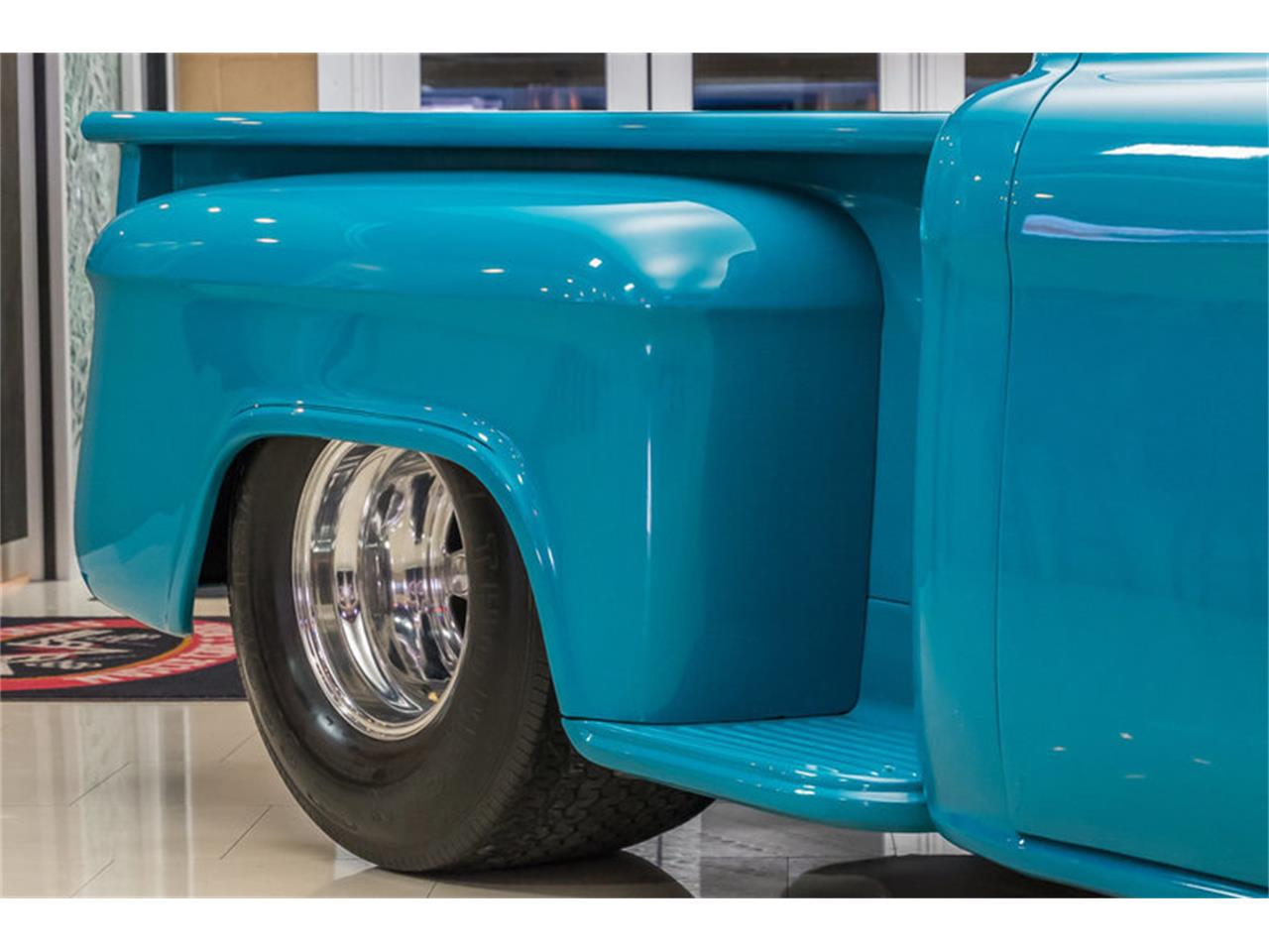 Large Picture of Classic '55 3100 located in Michigan - $59,900.00 Offered by Vanguard Motor Sales - GVI6