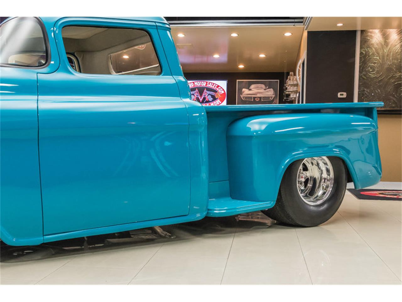 Large Picture of 1955 Chevrolet 3100 located in Plymouth Michigan - $59,900.00 - GVI6