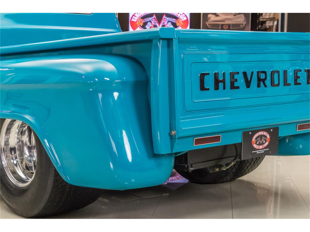 Large Picture of 1955 Chevrolet 3100 located in Michigan - $59,900.00 Offered by Vanguard Motor Sales - GVI6