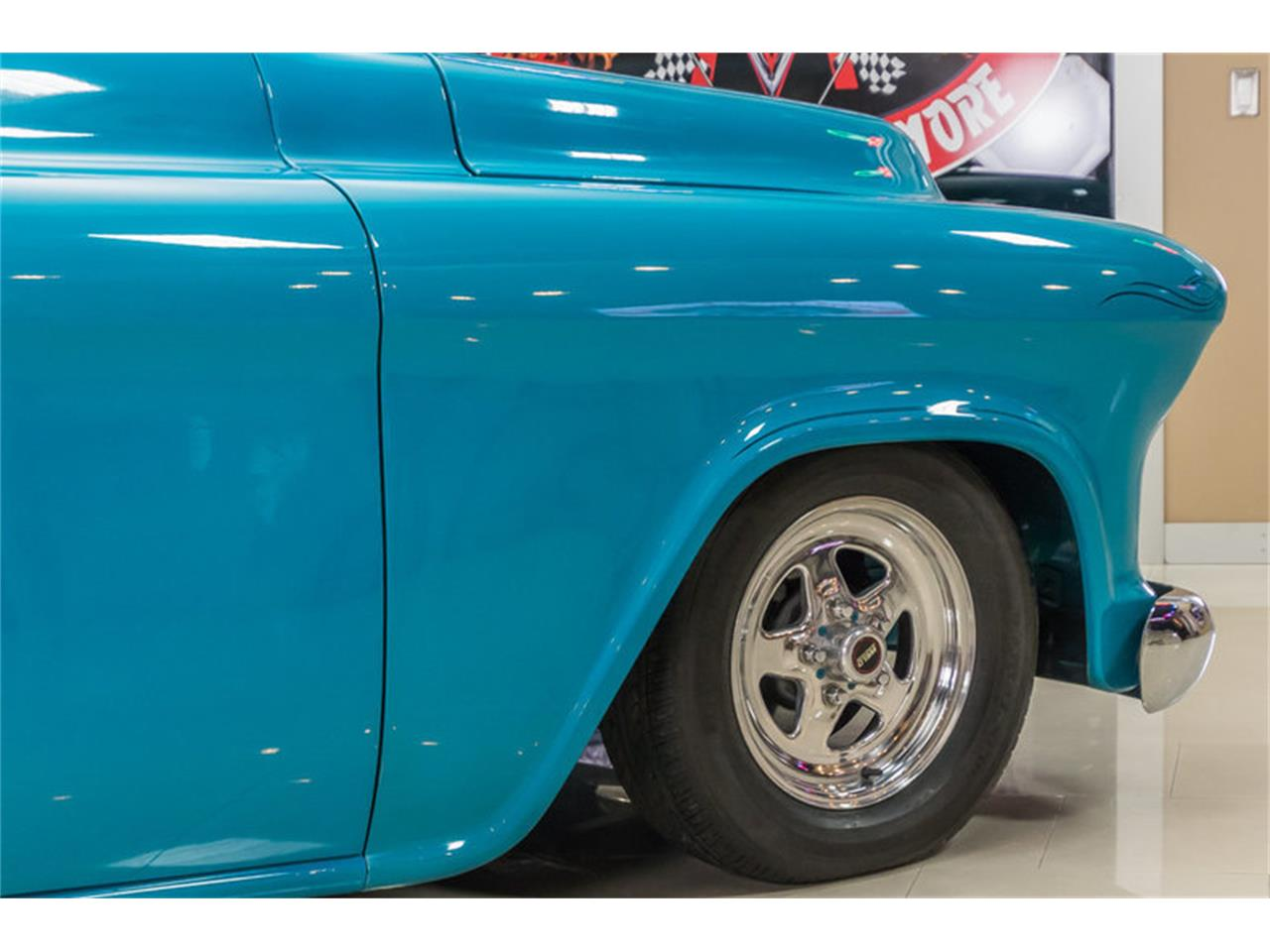 Large Picture of Classic 1955 3100 located in Plymouth Michigan Offered by Vanguard Motor Sales - GVI6