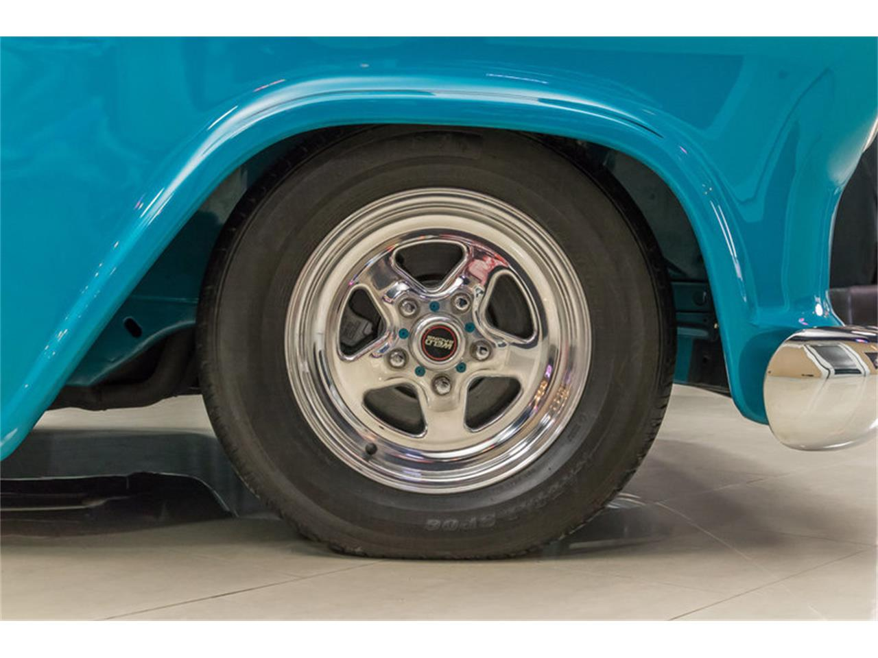 Large Picture of '55 Chevrolet 3100 located in Michigan - $59,900.00 Offered by Vanguard Motor Sales - GVI6