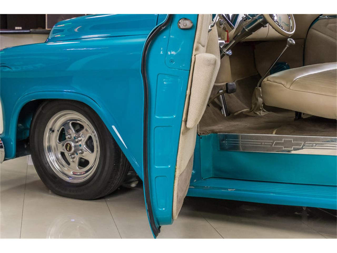 Large Picture of 1955 Chevrolet 3100 Offered by Vanguard Motor Sales - GVI6