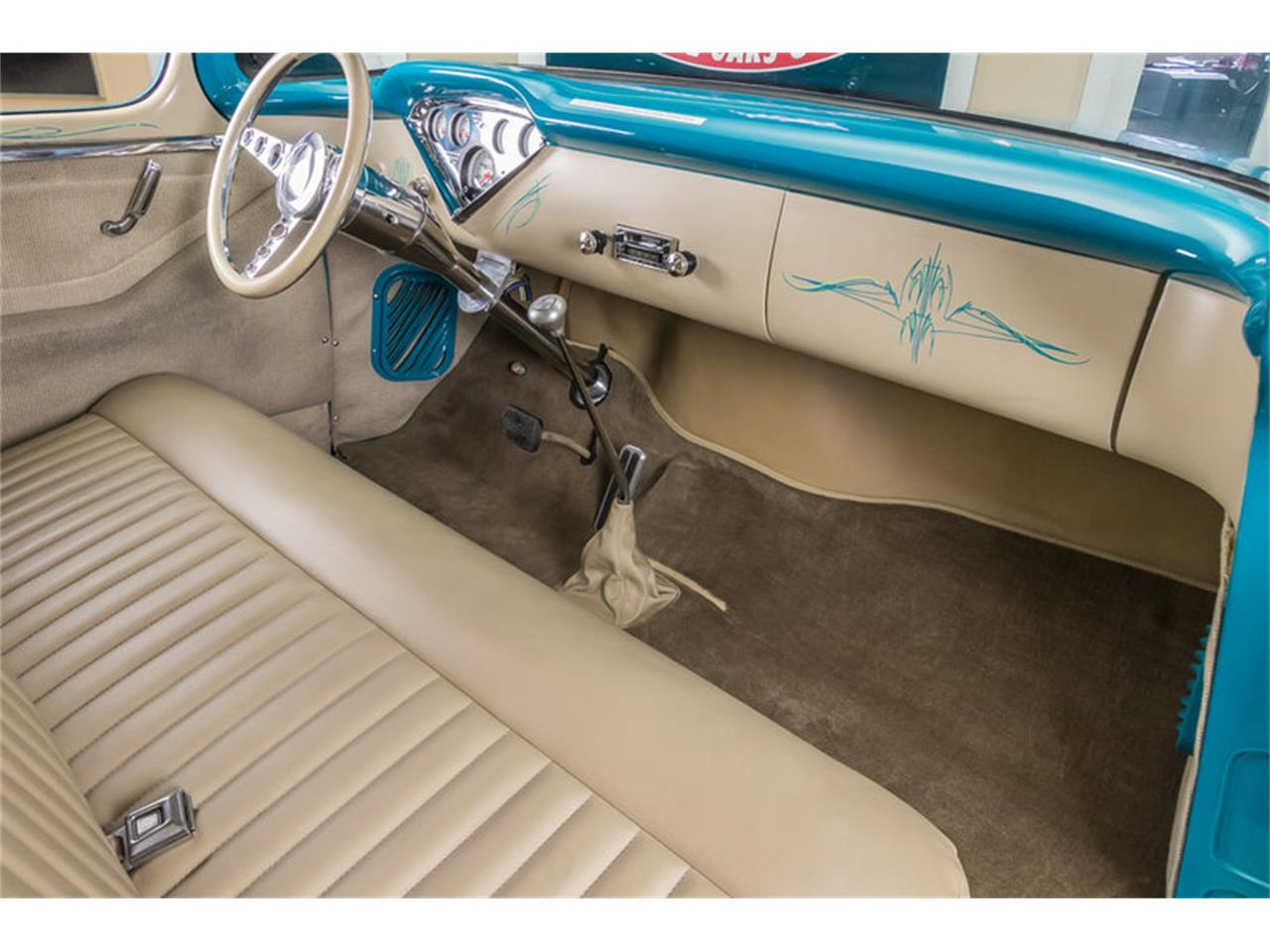 Large Picture of Classic '55 Chevrolet 3100 located in Michigan - GVI6