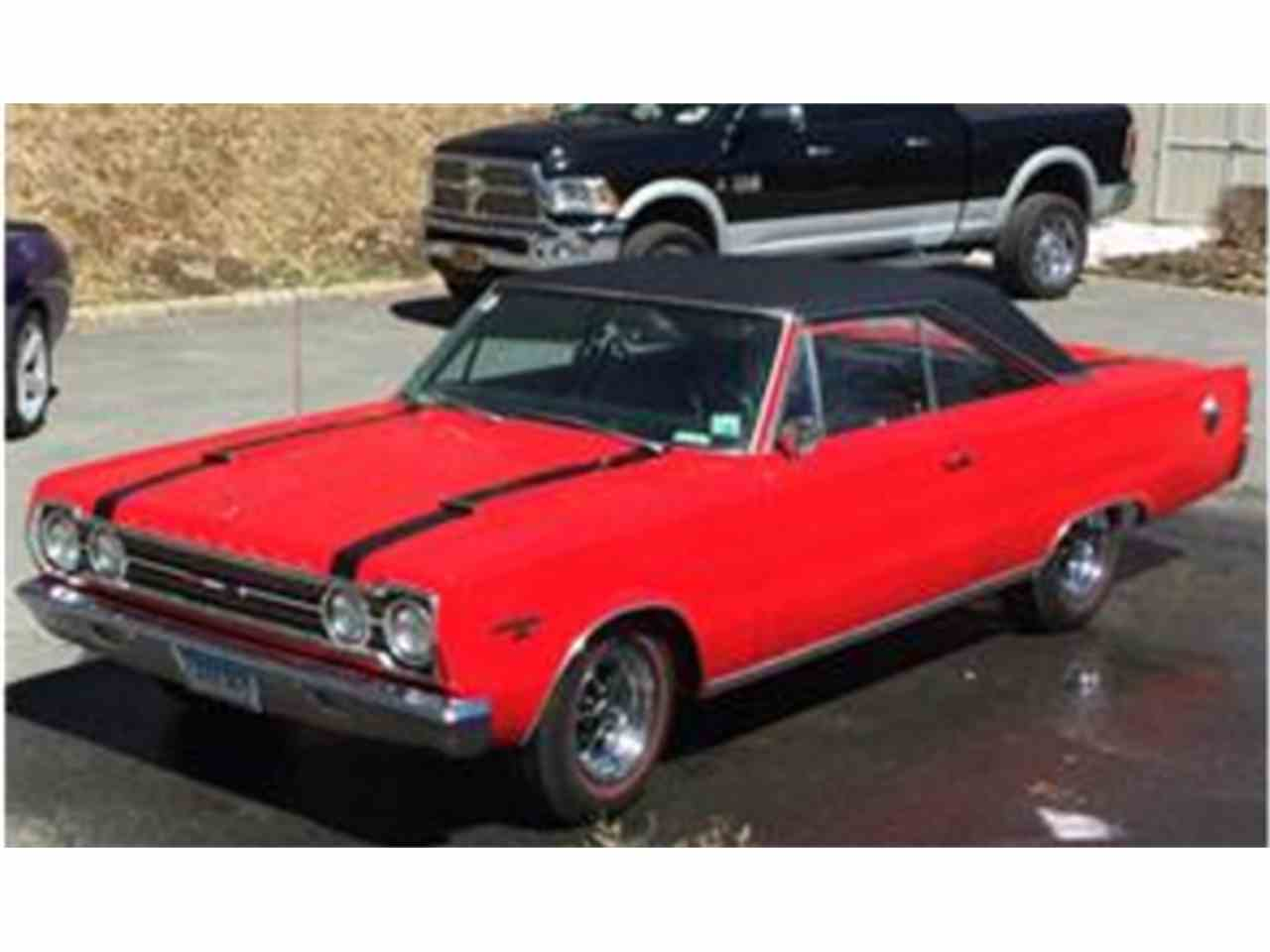 Large Picture of '67 GTX - GVKP