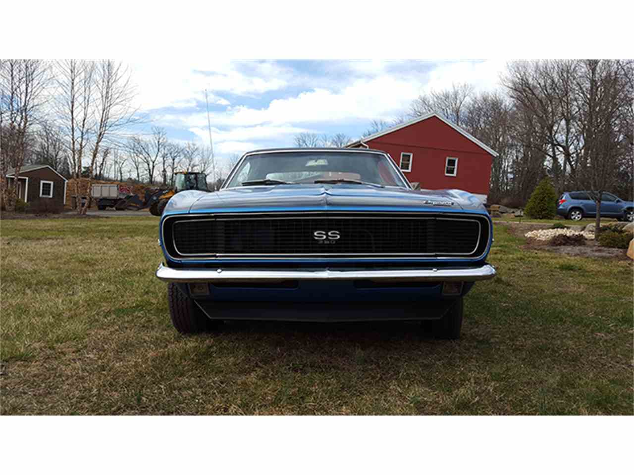 Large Picture of '67 Camaro RS/SS - GQFG