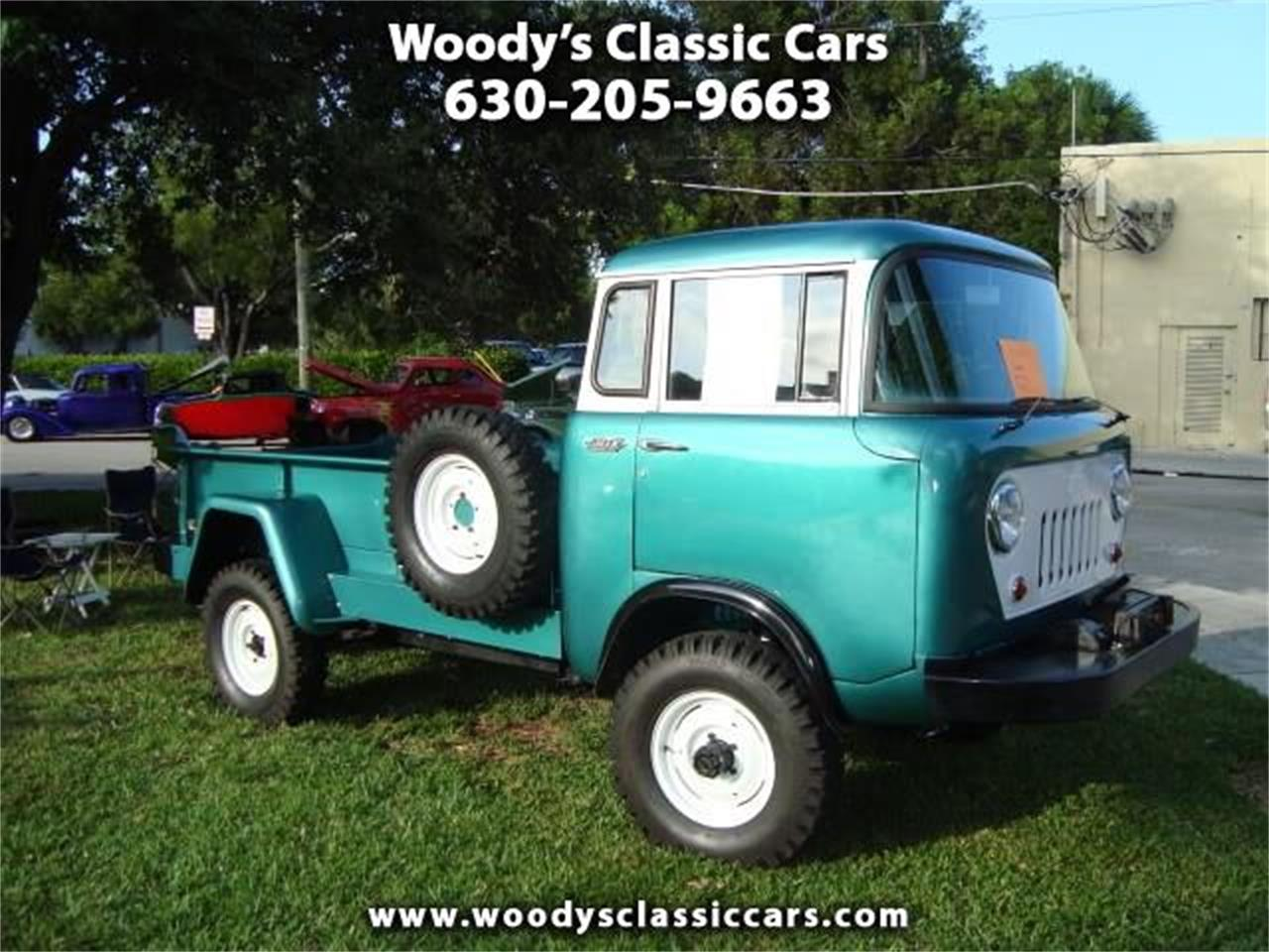 Jeep Fc For Sale >> For Sale 1964 Jeep Fc 170 In Glen Ellyn Illinois