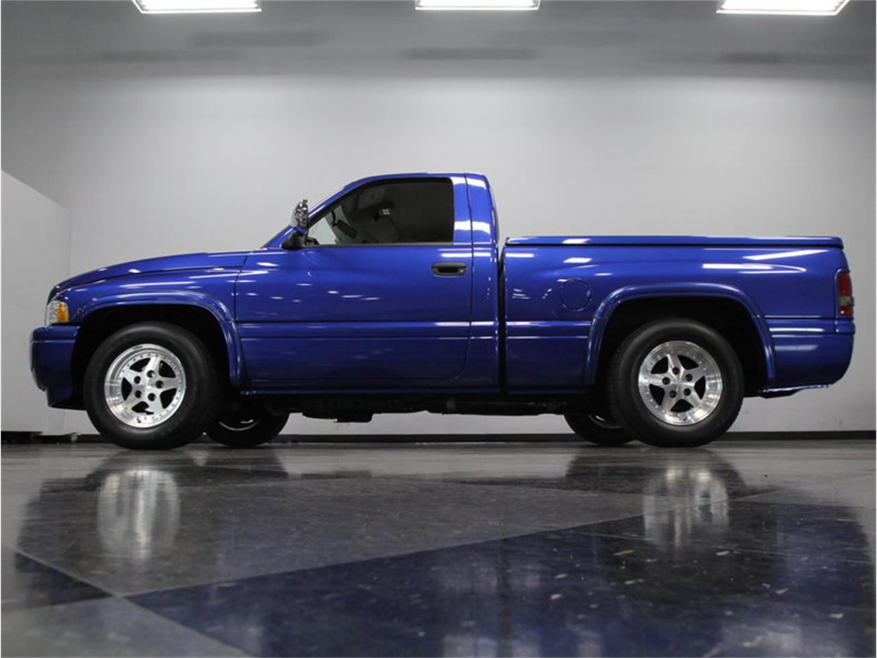 1996 Dodge Ram 1500 Indy Pace Truck For Sale Classiccars