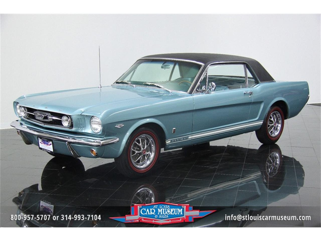 Large picture of 66 mustang k code gt coupe gx1t