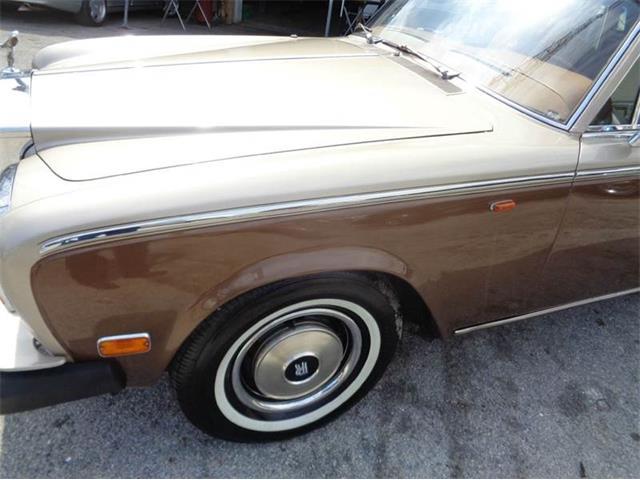 1980 Rolls-Royce Silver Wraith