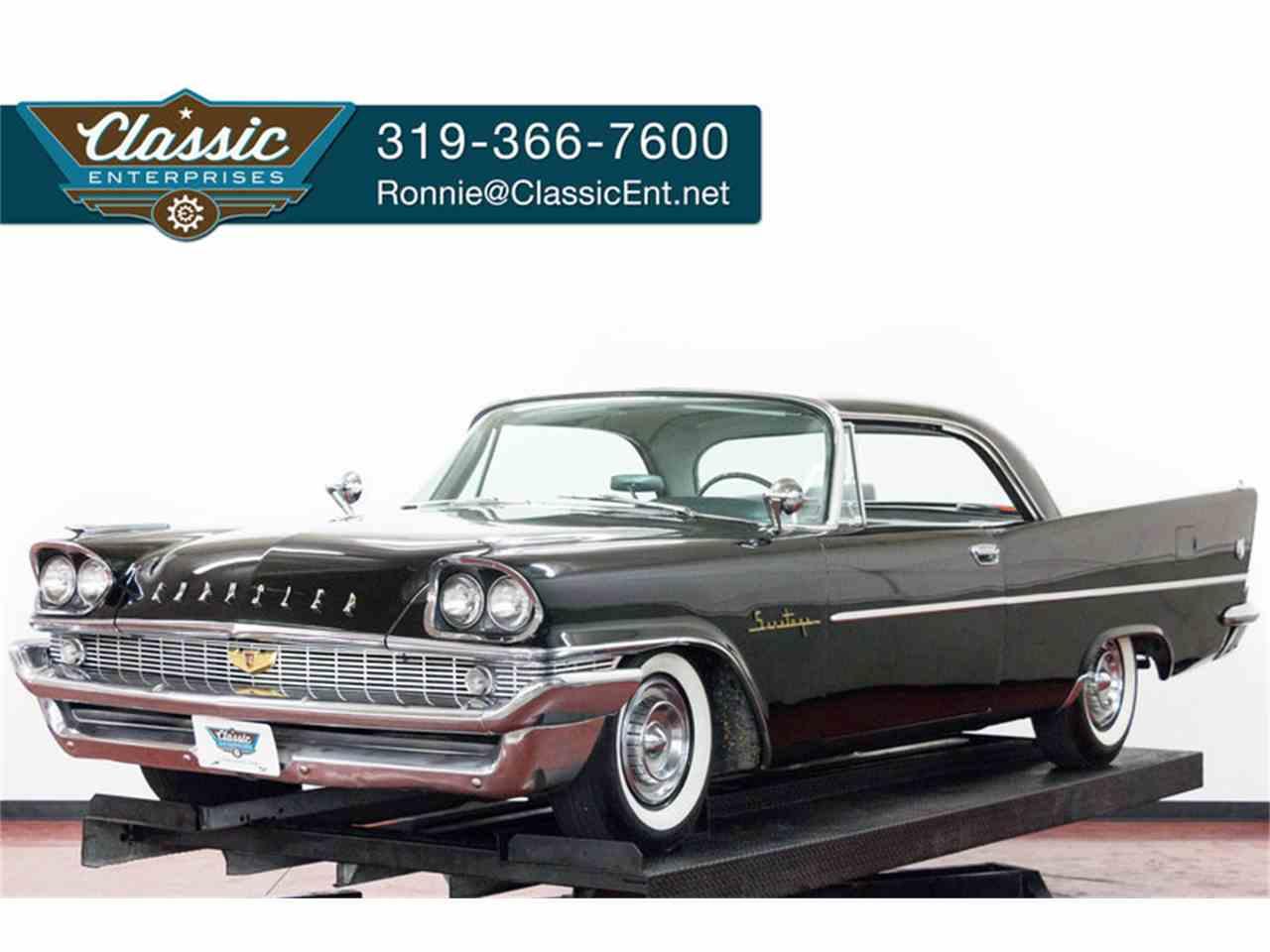 1958 Chrysler Saratoga for Sale | ClassicCars.com | CC-789412