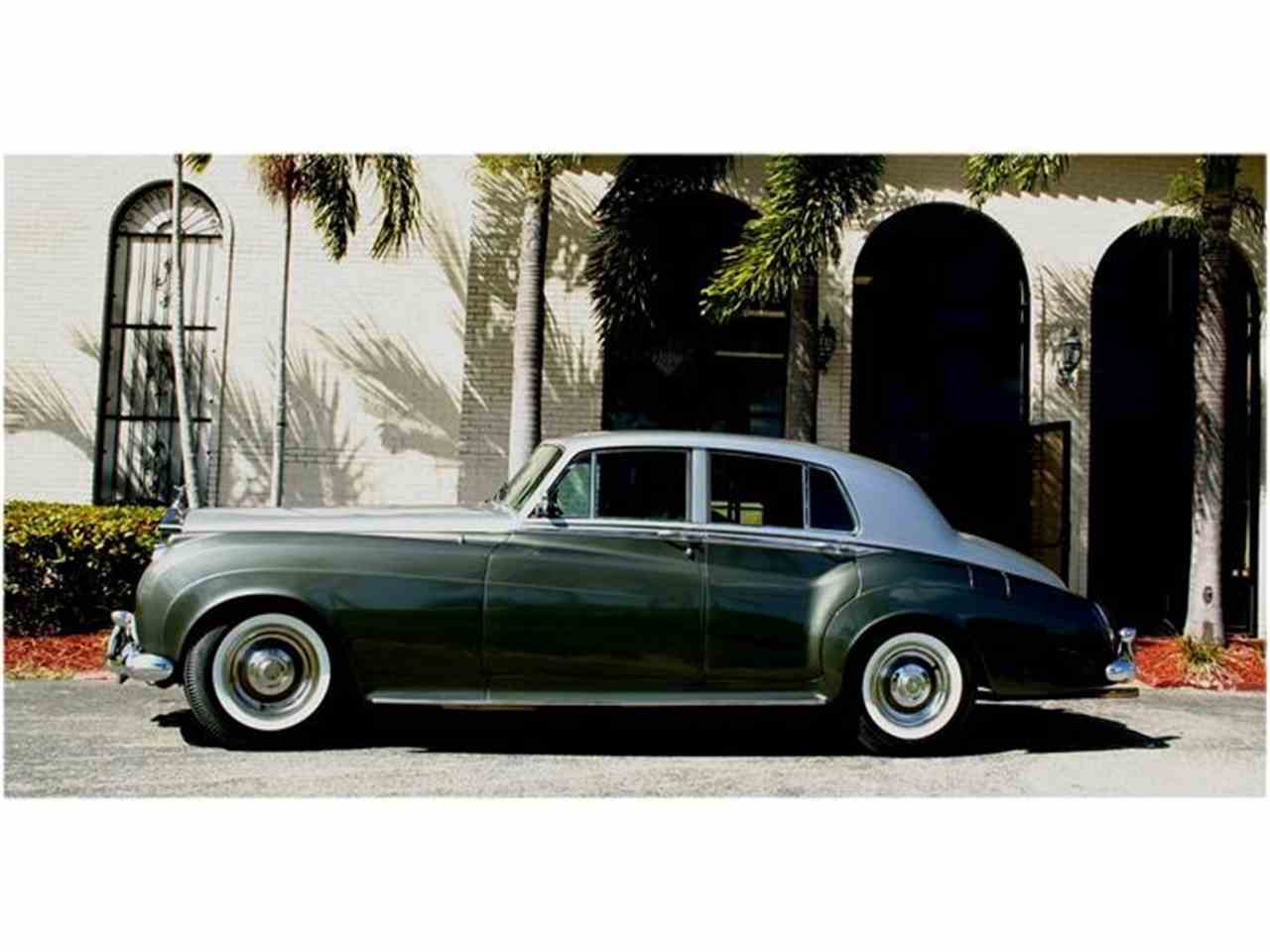 Large Picture of '62 Silver Cloud II - GYPA