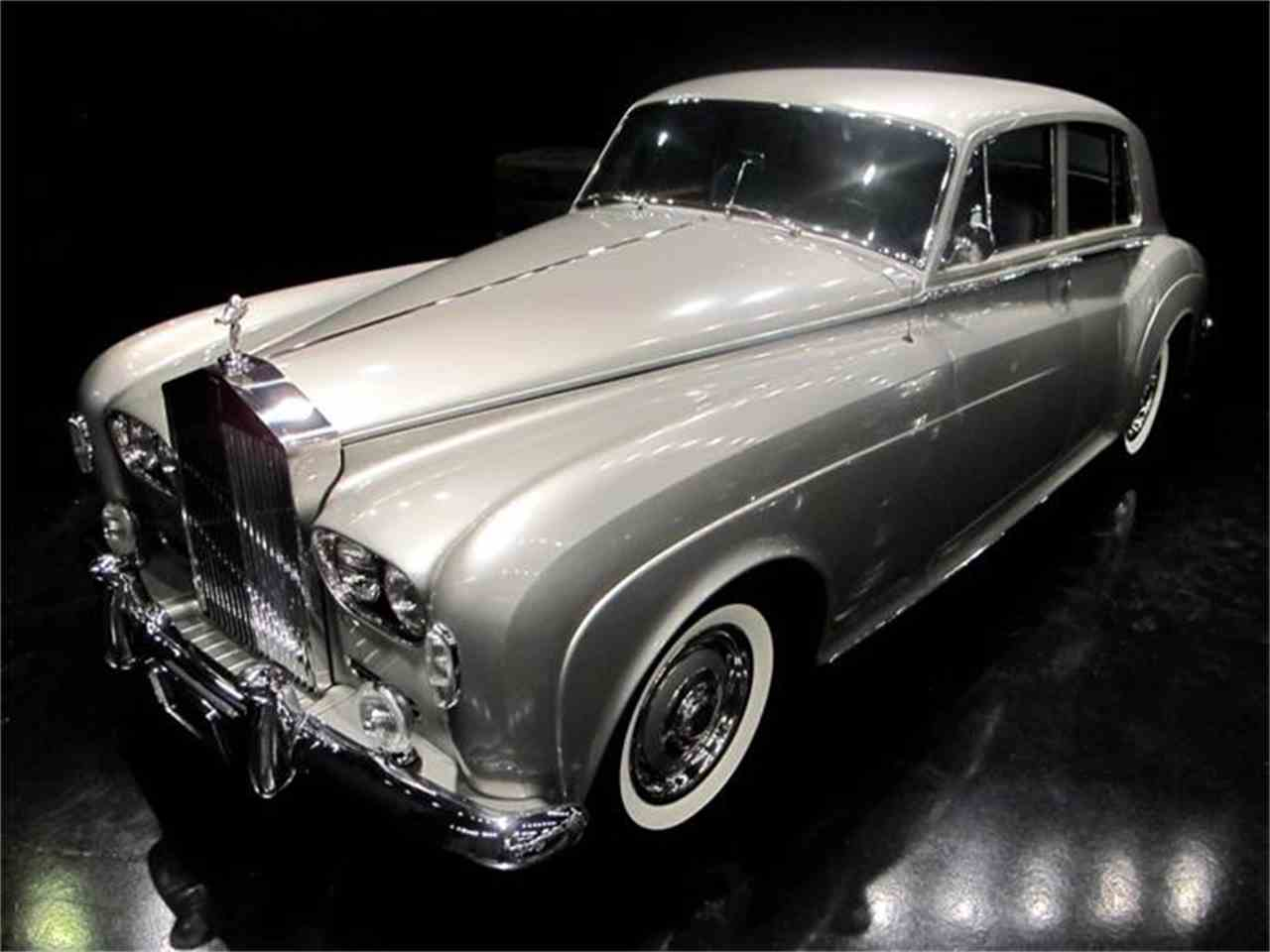 Large Picture of '64 Silver Cloud III - GYQE