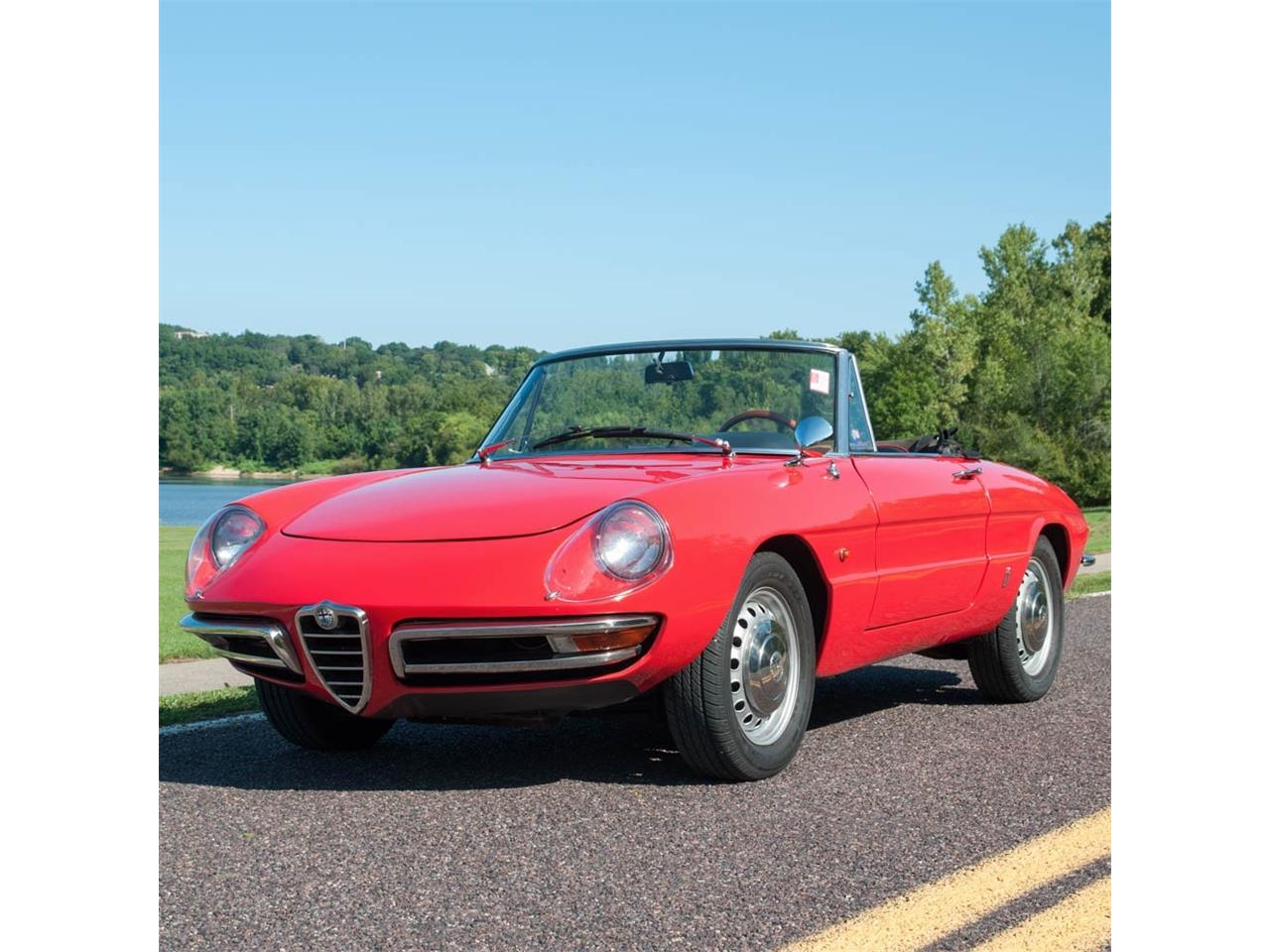 Alfa Romeo Duetto For Sale ClassicCarscom CC - 1967 alfa romeo spider for sale