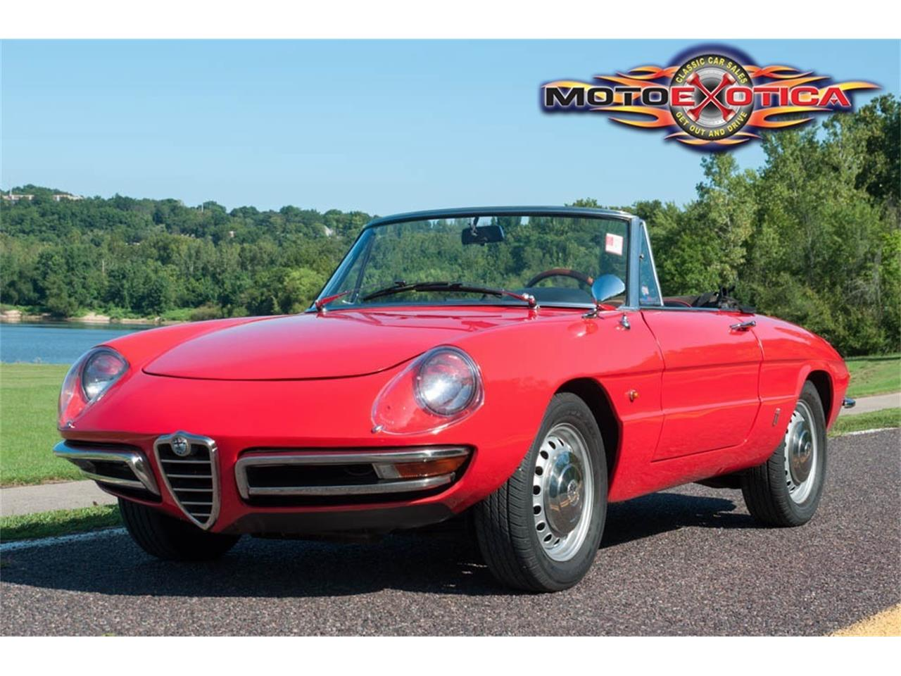 Large Picture of '67 Duetto - GYSB