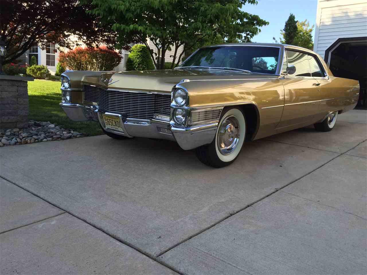 1965 Cadillac Coupe DeVille for Sale | ClicCars.com | CC-791913