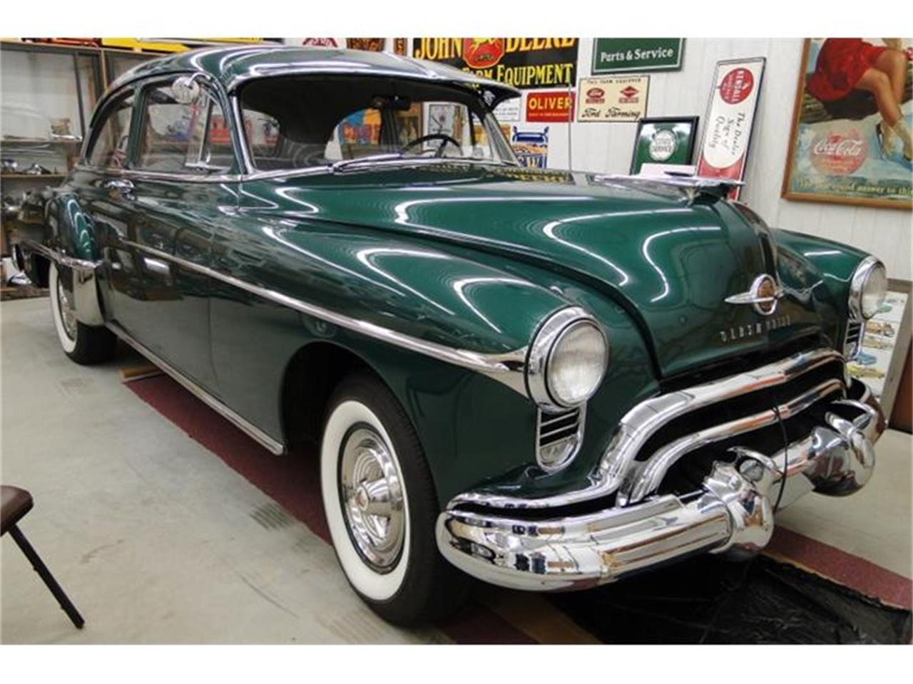 Large Picture of 1950 88 located in Minnesota Offered by Big R's Muscle Cars - GZPG