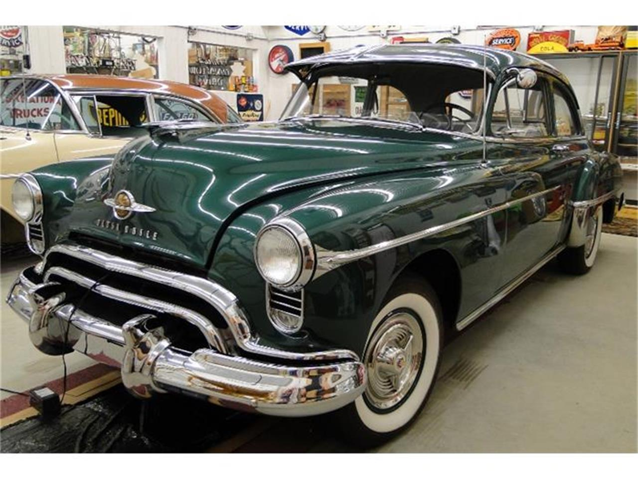 Large Picture of Classic 1950 Oldsmobile 88 located in Prior Lake Minnesota Offered by Big R's Muscle Cars - GZPG