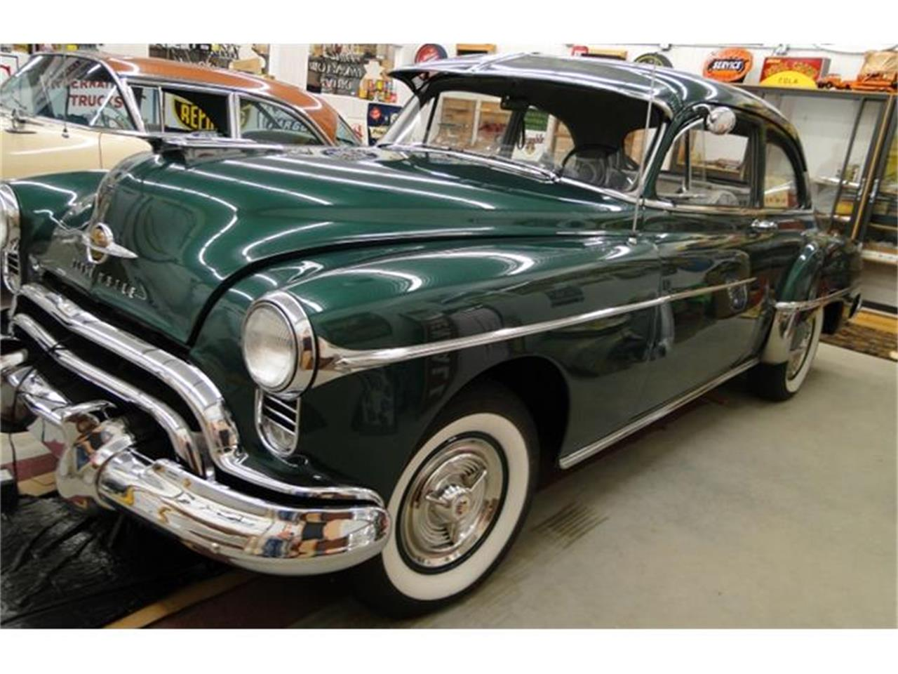 Large Picture of Classic 1950 Oldsmobile 88 located in Prior Lake Minnesota - $30,000.00 Offered by Big R's Muscle Cars - GZPG