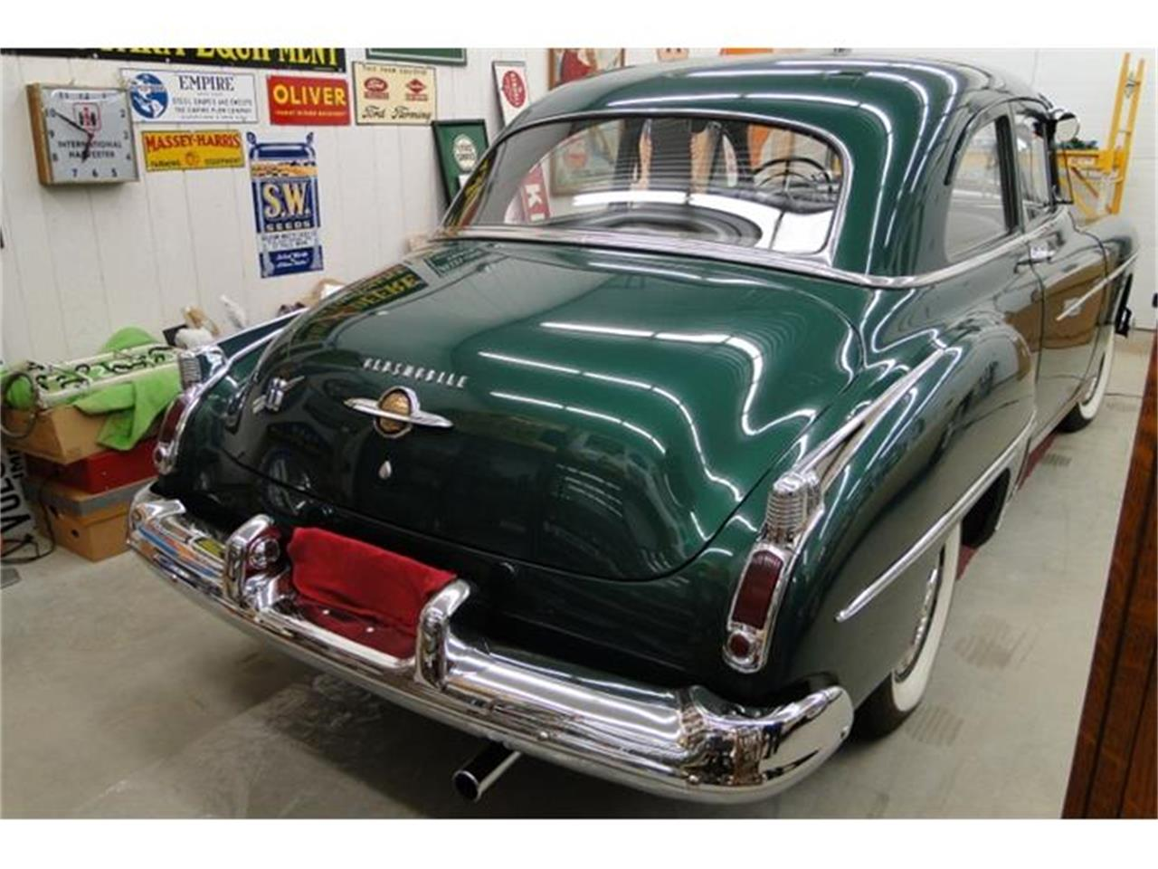 Large Picture of Classic '50 Oldsmobile 88 located in Prior Lake Minnesota - GZPG