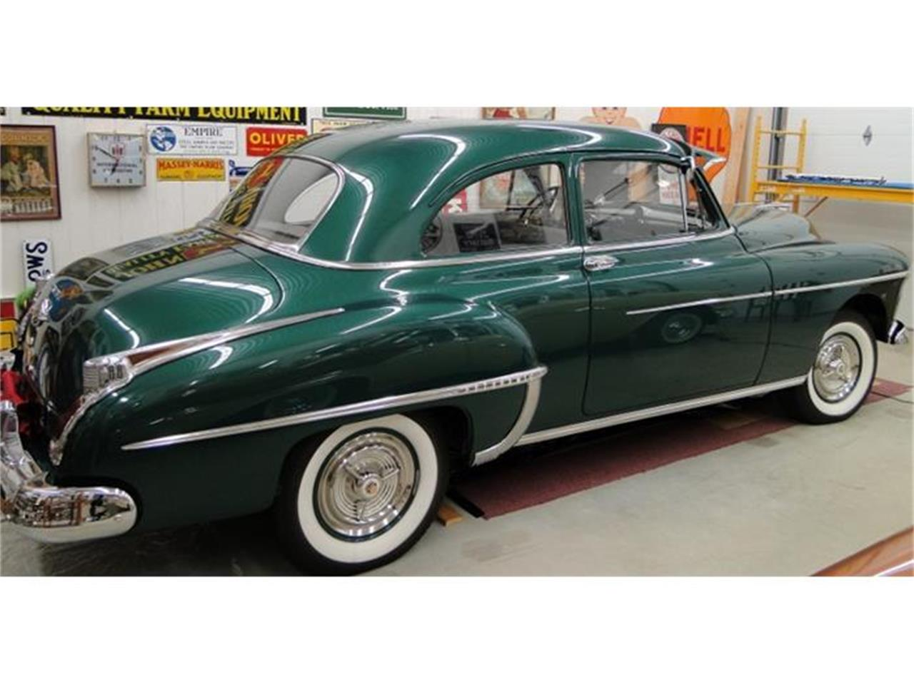 Large Picture of Classic 1950 Oldsmobile 88 located in Prior Lake Minnesota - GZPG