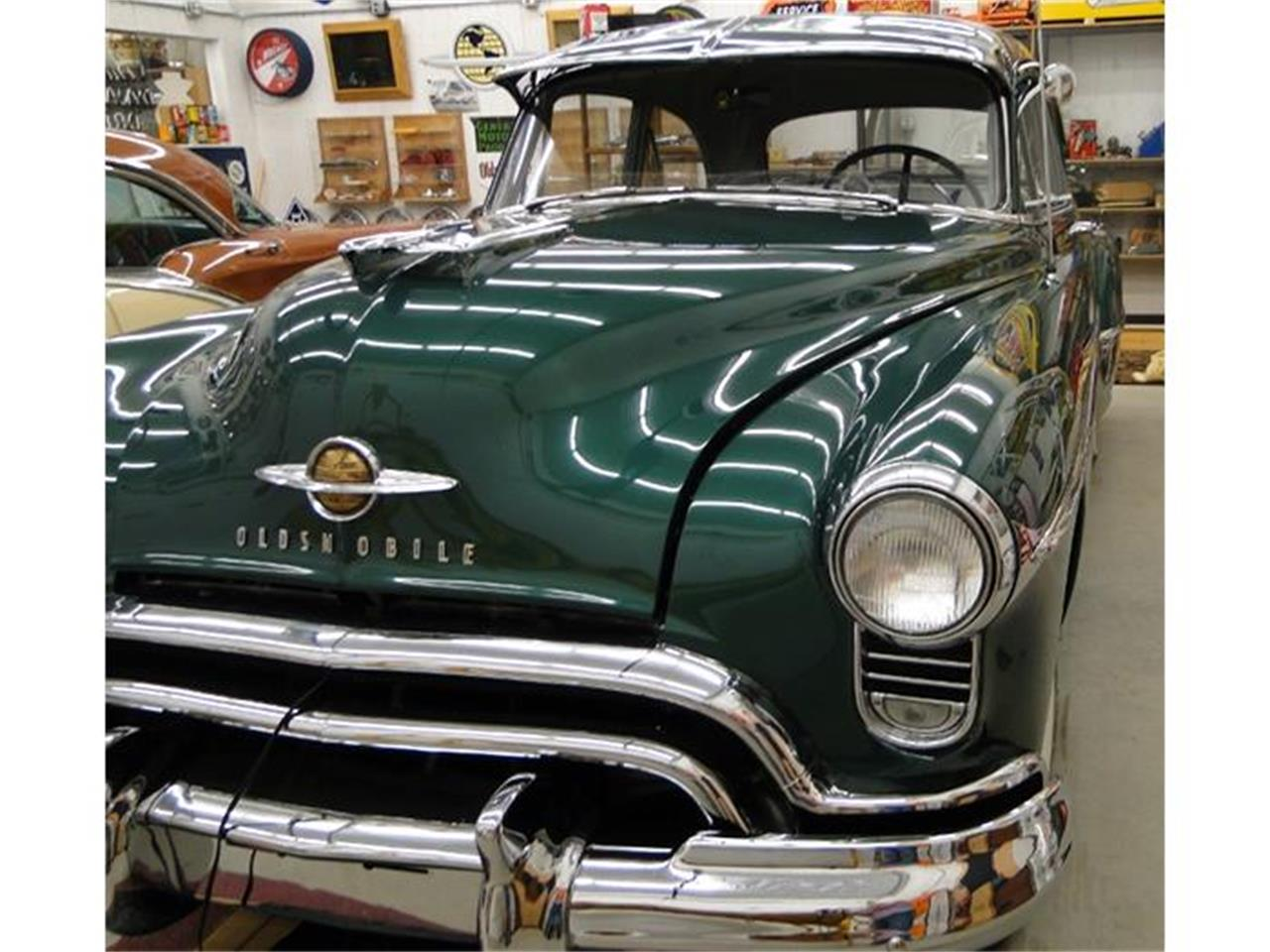 Large Picture of '50 Oldsmobile 88 located in Minnesota Offered by Big R's Muscle Cars - GZPG