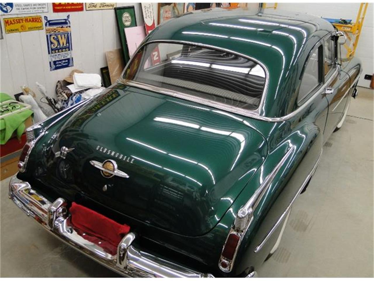 Large Picture of Classic 1950 Oldsmobile 88 Offered by Big R's Muscle Cars - GZPG