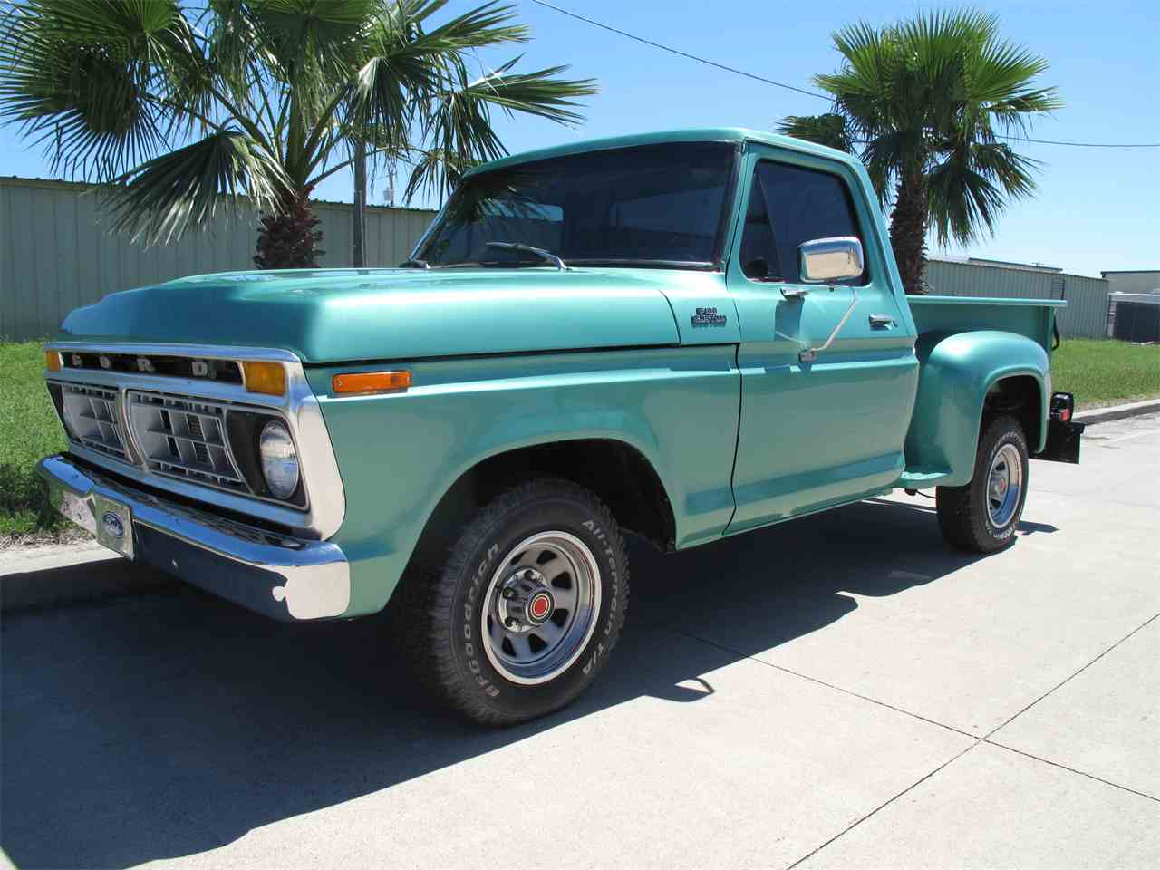 Large Picture of '77 F100 - H088