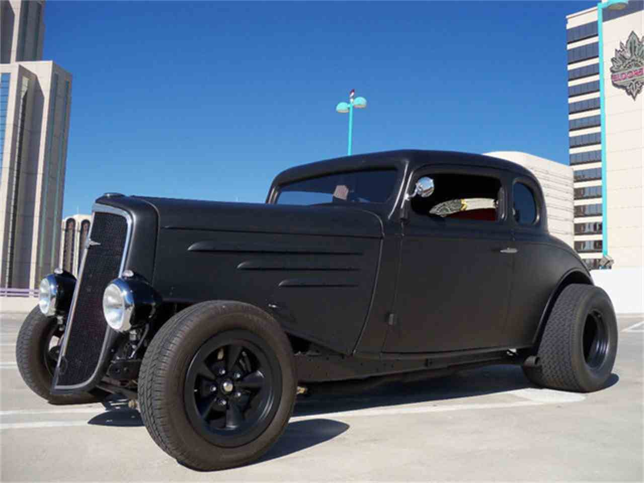 1934 chevrolet 5 window coupe for sale cc 793485. Black Bedroom Furniture Sets. Home Design Ideas