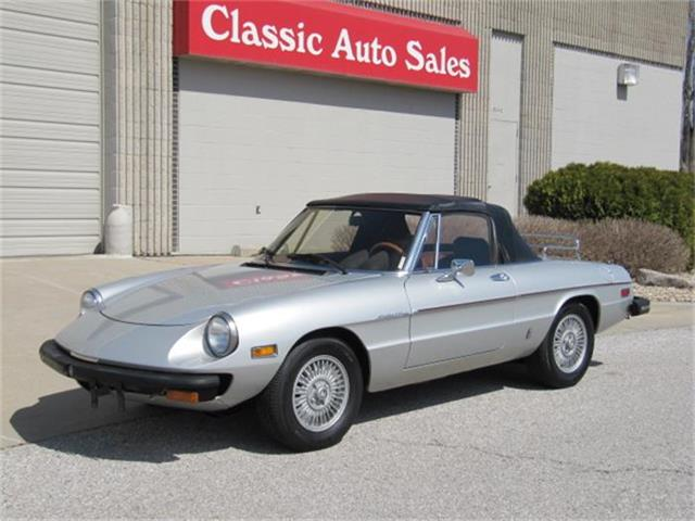 Picture of '81 Alfa Romeo 2000 Spider Veloce Offered by  - H0UY