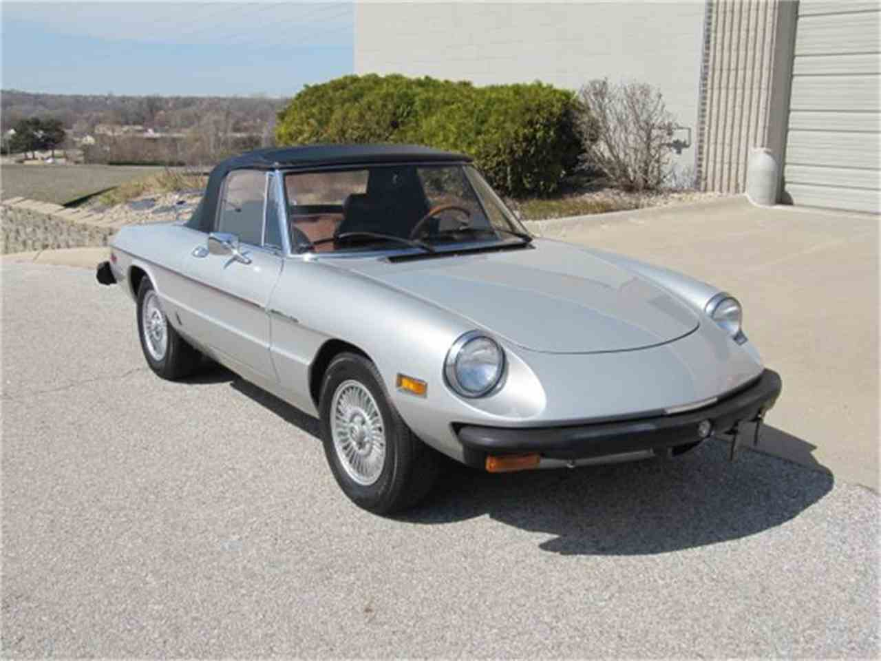 Large Picture of '81 2000 Spider Veloce - H0UY