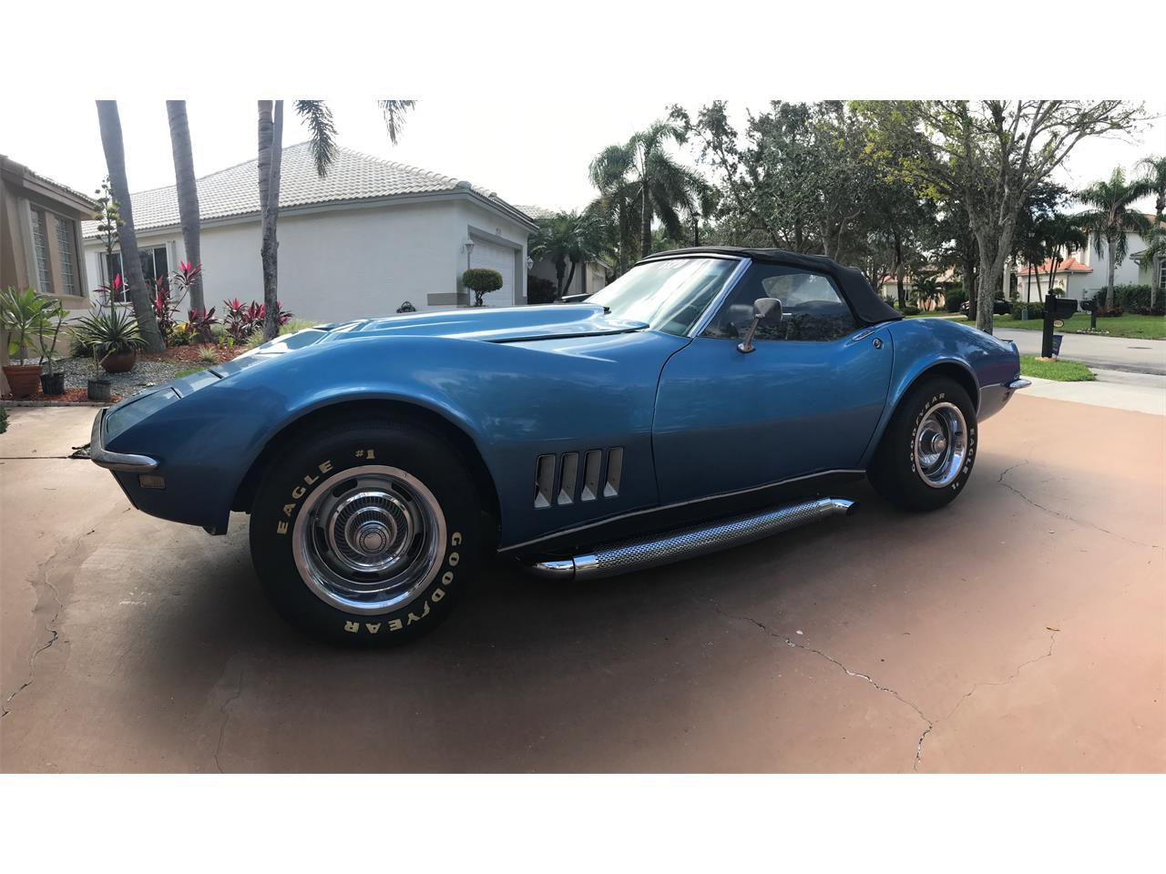 Large Picture of '68 Chevrolet Corvette located in Coral Springs Florida - $30,000.00 Offered by a Private Seller - H0VT