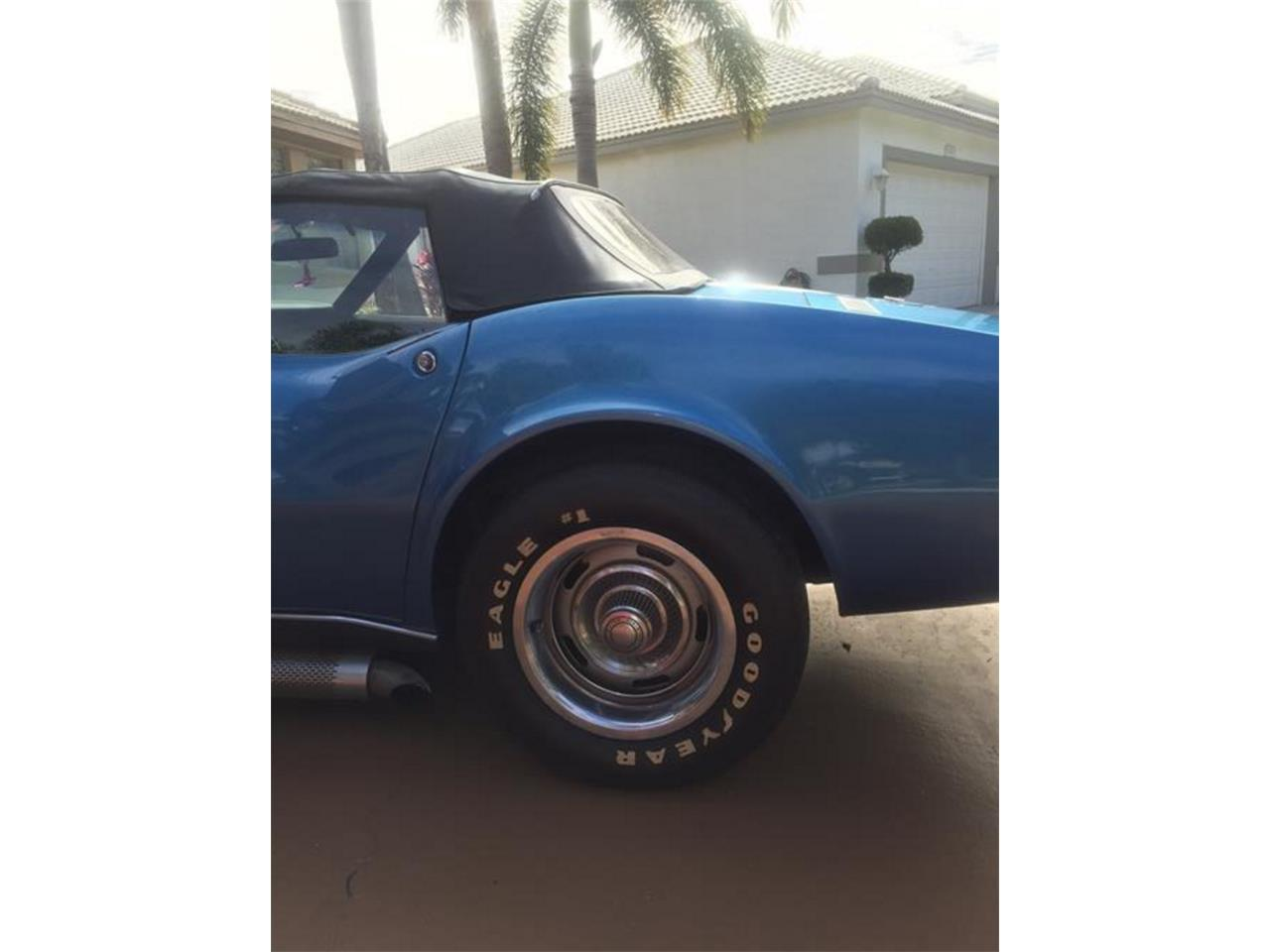 Large Picture of Classic 1968 Corvette located in Coral Springs Florida - $30,000.00 - H0VT