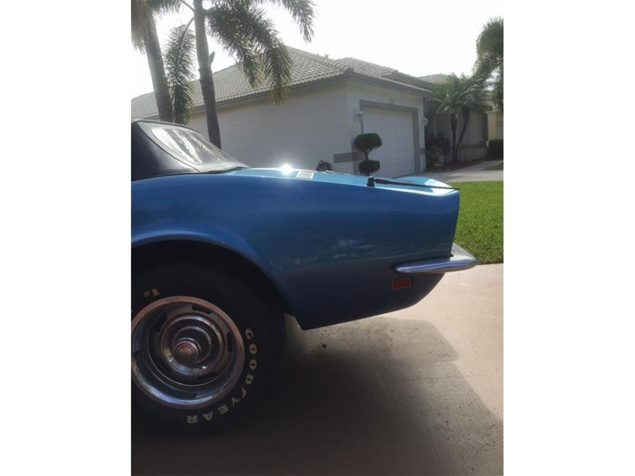 Large Picture of 1968 Corvette located in Coral Springs Florida Offered by a Private Seller - H0VT