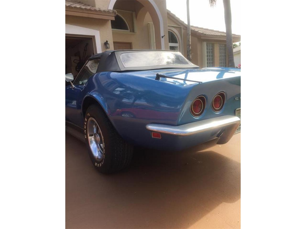 Large Picture of 1968 Chevrolet Corvette located in Coral Springs Florida - $30,000.00 Offered by a Private Seller - H0VT