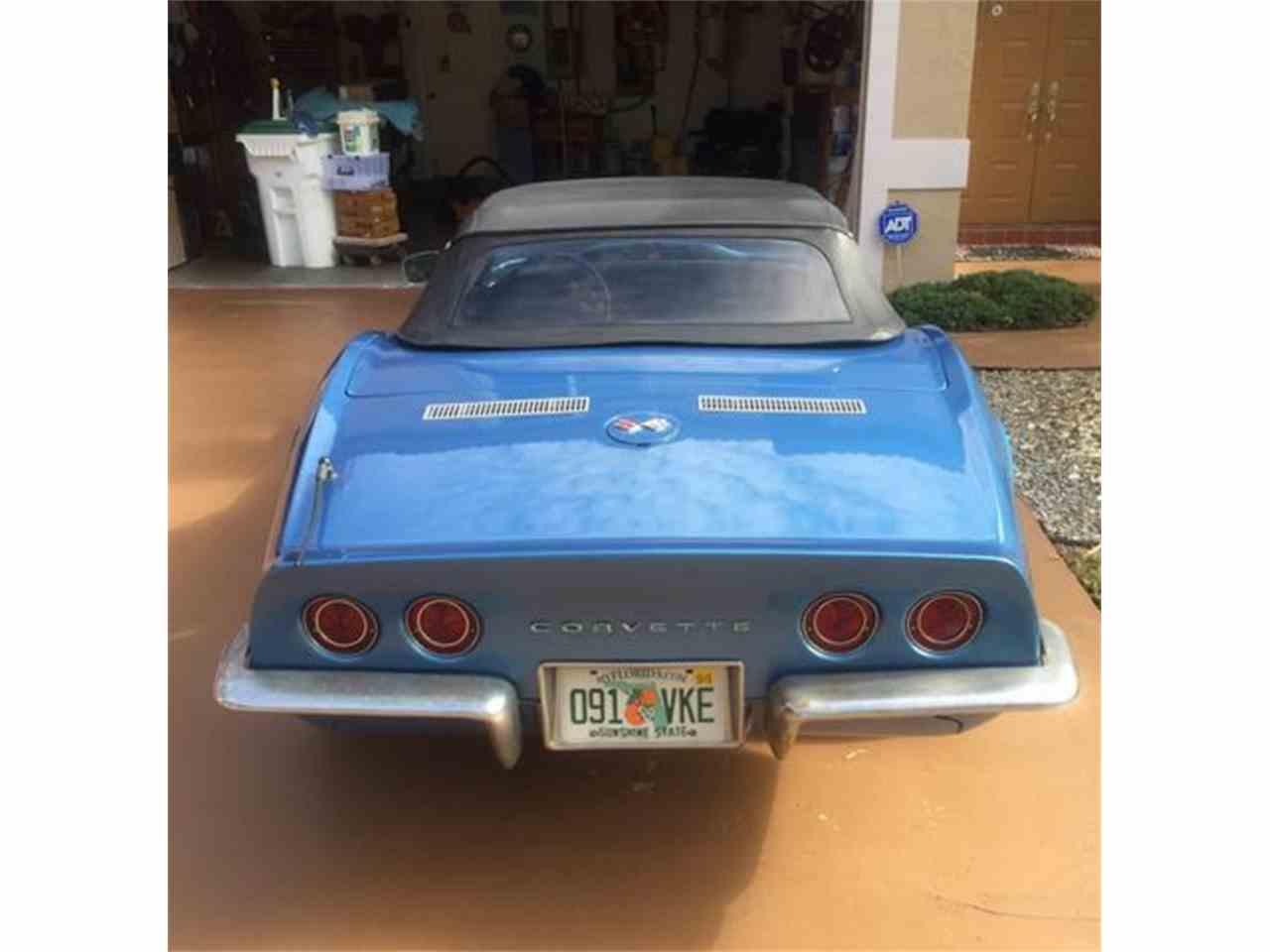 Large Picture of '68 Corvette - H0VT