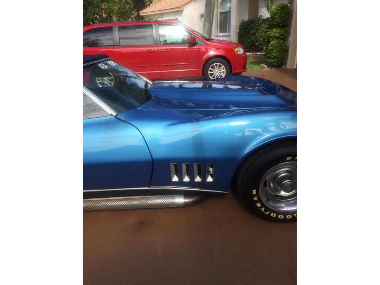 Large Picture of '68 Chevrolet Corvette located in Florida - H0VT
