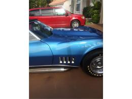 Picture of Classic '68 Corvette located in Coral Springs Florida Offered by a Private Seller - H0VT