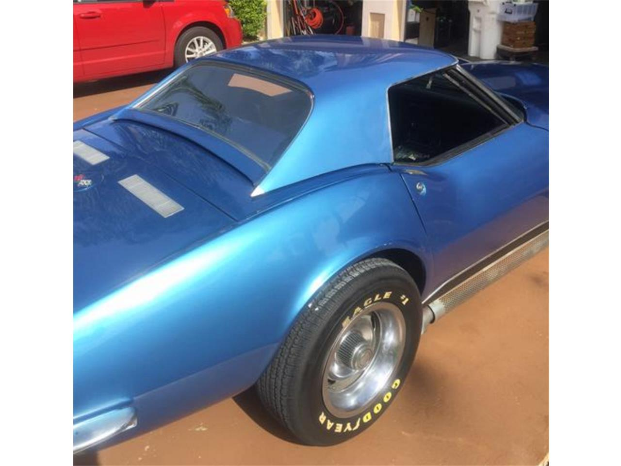 Large Picture of Classic '68 Corvette located in Coral Springs Florida Offered by a Private Seller - H0VT