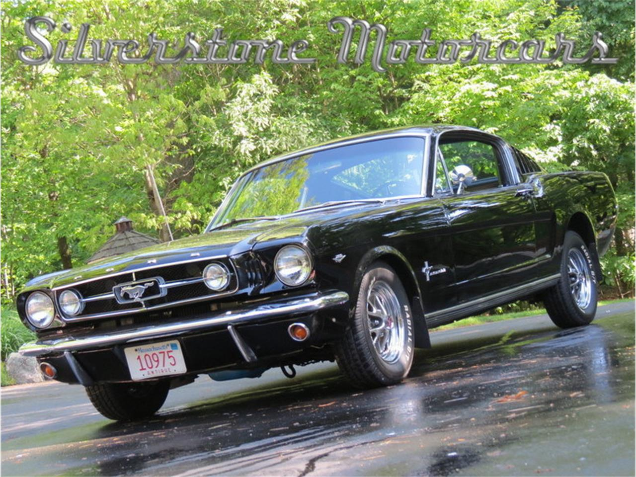 Large Picture of 1965 Ford Mustang located in North Andover Massachusetts - H10Z